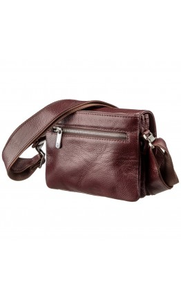 Горизонтальная мужская сумка - барсетка KARYA 17366