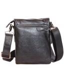 Фотография Небольшая кожаная сумка на плечо на каждый день 7174