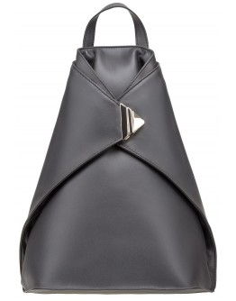 Женский черный рюкзак Visconti 18258 Brooke (Black)