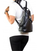 Фотография Женский черный рюкзак Visconti 18258 Brooke (Black)