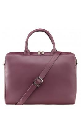 Бордовая женская сумка Visconti 18427 - Ollie (Plum)