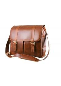 Большая стильная мужская сумка из превосходной кожи 71883B