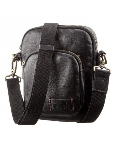 Фотография Мужская сумка на плечо с двумя ручками SHVIGEL 19110