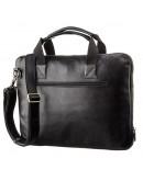 Фотография Черная сумка для ноутбука тонкая SHVIGEL 19117
