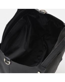Большая черная женская сумка Ricco Grande 1l575-black