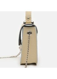 Бежевая женская сумочка Ricco Grande 1l623-beige
