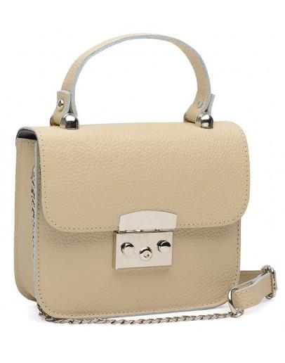 Фотография Бежевая женская сумочка Ricco Grande 1l623-beige