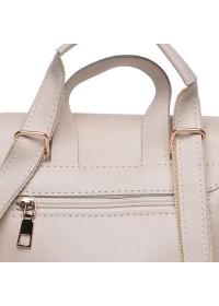 Бежевый женский рюкзак Ricco Grande 1L918-beige