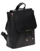 Фотография Черный женский рюкзак Ricco Grande 1L918-black