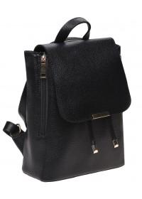 Черный женский рюкзак Ricco Grande 1L918-black