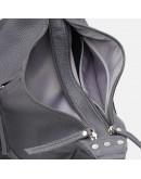 Фотография Серая кожаная женская сумка Ricco Grande 1l947-1gr-gray