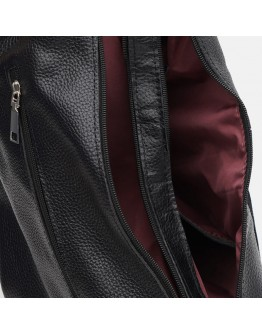Черная кожаная женская сумка Ricco Grande 1l9477-bblack