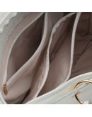 Фотография Белая женская кожаная сумка Ricco Grande 1l953-white