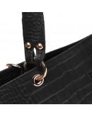 Фотография Женская кожаная сумка Ricco Grande 1l953rep-black