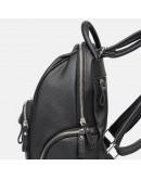 Фотография Женский черный рюкзак Ricco Grande 1L976-black
