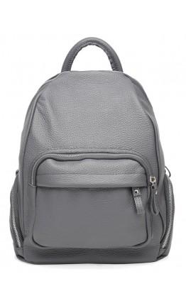 Женский серый рюкзак Ricco Grande 1L976-grey