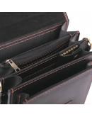 Фотография Добротная черная борсетка из кожи Manufatto 1spb-gl