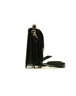 Портфель Manufatto с большим количеством карманов 2-sps black