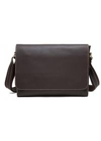 Мужская сумка на плечо формата А4 горизонтальная Vintage 20007