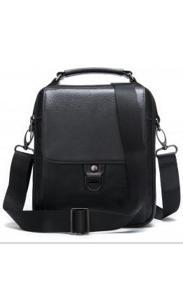 Сумка - барсетка мужская черная Vintage 20033