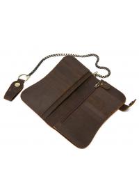 Клатч мужской - большое портмоне Vintage 20043