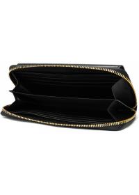 Мужская черная барсетка - клатч Vintage 20046