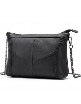 Женская кожаная сумка на 1 отделение Vintage 20051
