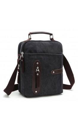 Мужская сумка - барсетка тканевая Vintage 20079