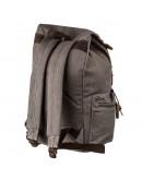 Фотография Текстильный рюкзак удобный серый Vintage 20133