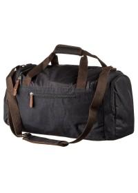 Текстильная черная мужская большая сумка Vintage 20136