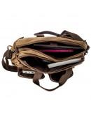 Фотография Тестильная сумка-трансофрмер песочного цвета Vintage 20152