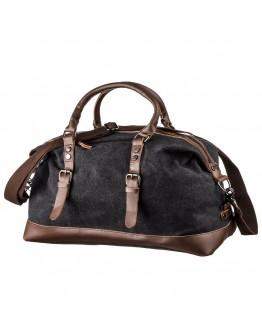 Черная сумка для командировок Vintage 20170