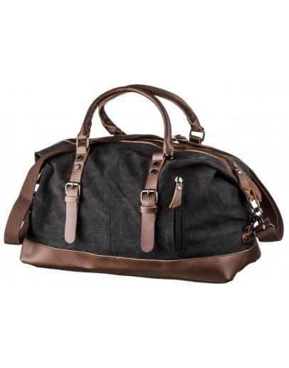 Фотография Черная сумка для командировок Vintage 20170