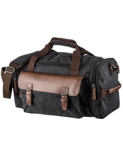 Фотография Дорожная тканевая мужская сумка Vintage 20192