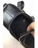 Фотография Черный рюкзак мужской на 1 шлейку Vintage 20242