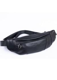 Кожаная сумка на пояс Vintage 20343