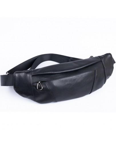 Фотография Кожаная сумка на пояс Vintage 20343