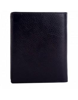 Черный кошелек Smith Canova 28594 Rubruck (Black)