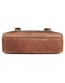 Крутая качественная винтажная сумка на плечо 76002B