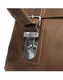 Фотография Мега модная и винтажная кожаная сумка на плечо 76002LR