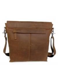 Вместительная сумка на плечо из лошадиной кожи 76053