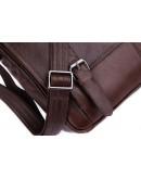 Фотография Потрясающая кожаная мужская сумка на плечо 77022LB