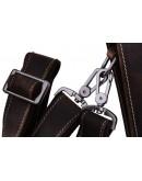 Фотография Коричневый мужской портфель из лошадиной кожи 77035R
