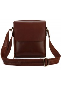 Функциональная и практичная мужская сумка на плечо 77054B