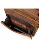 Фотография Мужская сумка - планшет из лошадиной кожи 77055