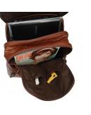 Фотография Модный и стильный рюкзак из натуральной телячьей кожи 77060