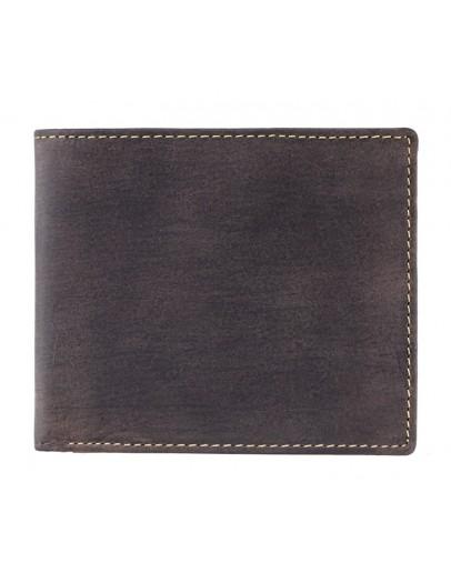 Фотография Темно-коричневый кошелек Visconti 707 Shield (Oil Brown)