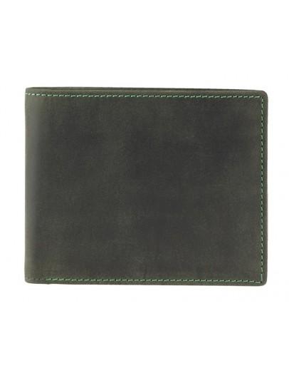 Фотография Темно-зеленый кошелек Visconti 707 Shield (Oil Green)