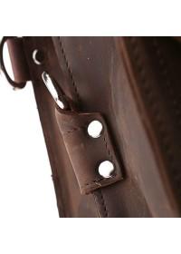 Большая и очень вместительная сумка из прочной кожи 77072r1