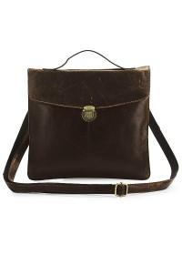 Кожаная сумка под I-pad или под другой планшет 77073